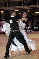 Lukasz Tomczak & Aleksandra Jurczak at Blackpool Dance Festival 2009