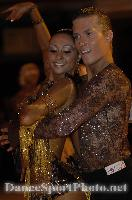 Niels Didden & Gwyneth Van Rijn at Blackpool Dance Festival 2007