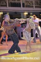 Niels Didden & Gwyneth Van Rijn at Blackpool Dance Festival 2008