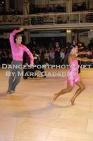 Niels Didden & Gwyneth Van Rijn at Blackpool Dance Festival 2010