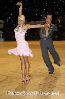 David Byrnes &amp; Karla Gerbes at UK Open 2007