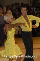 David Byrnes &amp; Karla Gerbes at Blackpool Dance Festival 2007