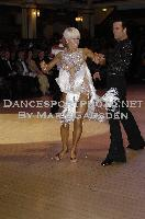 David Byrnes & Karla Gerbes at Blackpool Dance Festival 2009