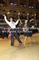 David Byrnes & Karla Gerbes at Blackpool Dance Festival 2010
