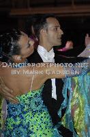 Victor Buenavida & Petra Cernakova at Blackpool Dance Festival 2009