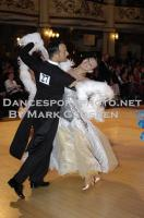 Victor Buenavida & Petra Cernakova at Blackpool Dance Festival 2010