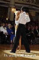 Michal Malitowski & Joanna Leunis at Blackpool Dance Festival 2007