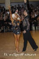Michal Malitowski &amp; Joanna Leunis at Blackpool Dance Festival 2007