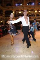 Michal Malitowski & Joanna Leunis at Blackpool Dance Festival 2008