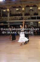 Fabio Modica & Tinna Hoffmann at Blackpool Dance Festival 2012