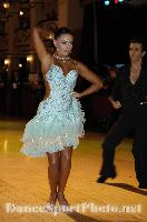Fabio Modica & Tinna Hoffmann at Blackpool Dance Festival 2007