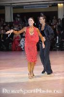 Fabio Modica & Tinna Hoffmann at Blackpool Dance Festival 2008