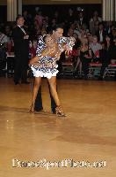 Raimondo Todaro & Francesca Tocca at Blackpool Dance Festival 2007