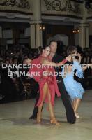 Emanuele Soldi & Elisa Nasato at Blackpool Dance Festival 2012