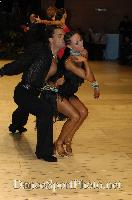 Emanuele Soldi & Elisa Nasato at UK Open 2007