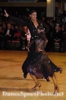 Emanuele Soldi & Elisa Nasato at Blackpool Dance Festival 2007