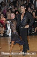 Emanuele Soldi &amp; Elisa Nasato at Blackpool Dance Festival 2007