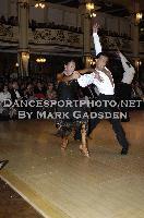 Emanuele Soldi & Elisa Nasato at Blackpool Dance Festival 2009