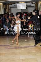Joel Lopez & Rosa Carné at Blackpool Dance Festival 2009