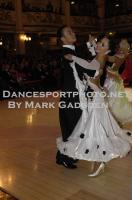 Alex Hou & Melody Hou at Blackpool Dance Festival