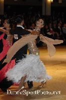Alex Hou & Melody Hou at Blackpool Dance Festival 2007