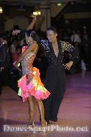 Alex Hou & Melody Hou at Blackpool Dance Festival 2008