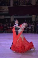 David Klar & Lauren Andlovec at