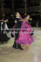 Michael Glikman & Milana Deitch at Blackpool Dance Festival 2012