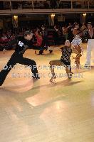 Joel Gonzalez & Ariadna Gil at Blackpool Dance Festival 2009