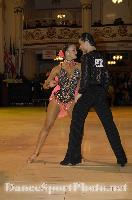 Vincenzo Mariniello & Germana Martemucci at Blackpool Dance Festival 2007