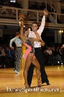 Vincenzo Mariniello &amp; Germana Martemucci at Blackpool Dance Festival 2007