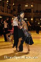 Ke Qiang Shao & Na Yang at Blackpool Dance Festival 2007