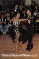 Ke Qiang Shao & Na Yang at Blackpool Dance Festival 2008