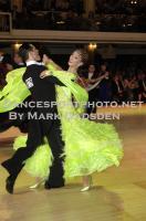 Kota Shoji & Nami Shoji at Blackpool Dance Festival