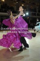 Kota Shoji & Nami Shoji at Blackpool Dance Festival 2012