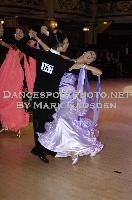 Kota Shoji & Nami Shoji at Blackpool Dance Festival 2009