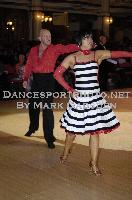Ralph Casson & Claire Duckworth at Blackpool Dance Festival 2009