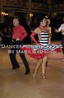 Ralph Casson &amp; Claire Duckworth at Blackpool Dance Festival 2009