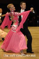 Alexandre Chalkevitch & Larissa Kerbel at UK Open 2007