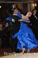 Grant Barratt-thompson & Mary Paterson at Blackpool Dance Festival 2007