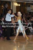 Joshua Keefe & Sara Magnanelli at Blackpool Dance Festival 2011
