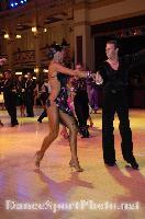 Stefano Moriondo & Malene Ostergaard at Blackpool Dance Festival 2008