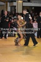 Jonas Kazlauskas &amp; Jasmine Chan at Blackpool Dance Festival 2010