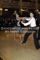 Danny Stowell &amp; Kate Moore at Blackpool Dance Festival 2009