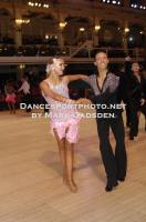 Luke Miller & Hanna Cresswell at
