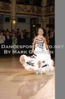 Arunas Bizokas & Katusha Demidova at Blackpool Dance Festival