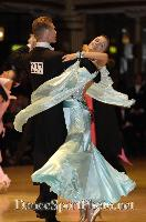 Sergei Konovaltsev & Olga Konovaltseva at Blackpool Dance Festival 2007