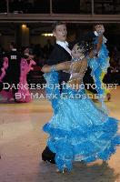 Marek Klepadlo &amp; Andzelika Dechnik at Blackpool Dance Festival 2009