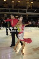 Jason Chao Dai & Patrycja Golak at Blackpool Dance Festival 2012