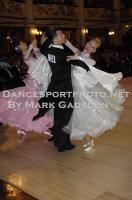 Ruslan Golovashchenko & Olena Golovashchenko at Blackpool Dance Festival